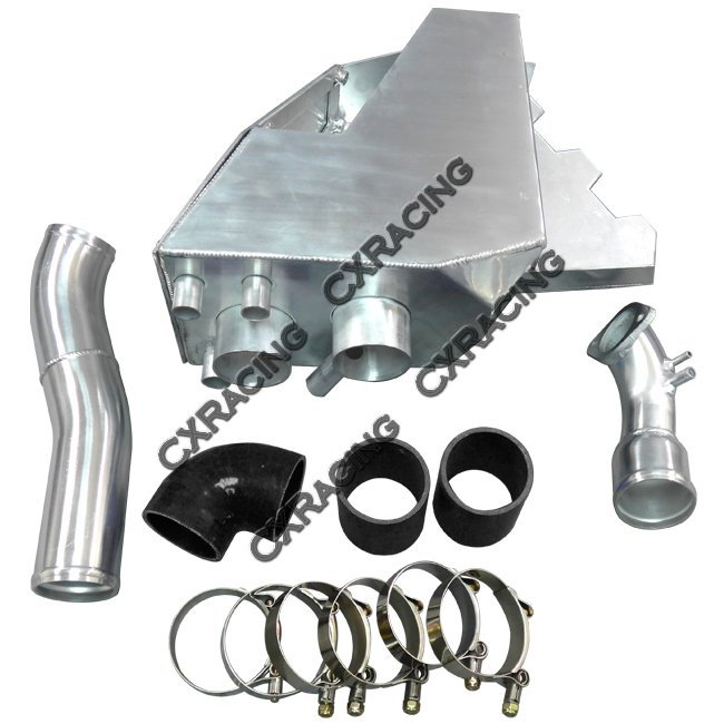 Rx7 Engine Code: Cold Air Intake Pipe Airbox Kit For RX7 RX-7 FD Stock Twin