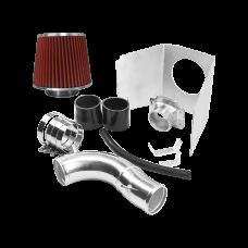 Cold Air Intake Pipe Box Filter for 93-02 Supra MK4 2JZGE 2JZ-GE CAI