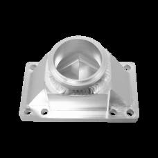 50MM Blow Off Valve BOV Billet Adapter Flange For Kia Stinger 3.3 TT