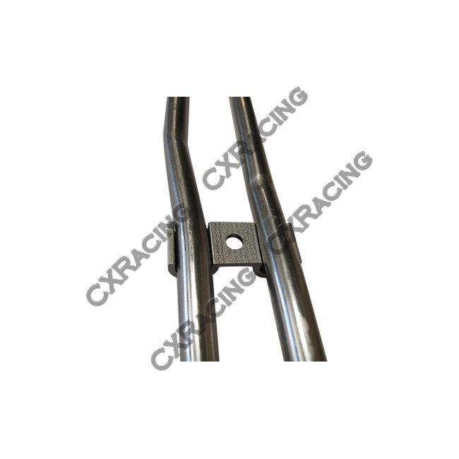 universal stainless steel fuel tube pipe brackets 10mm od