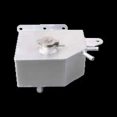 Aluminum Coolant Reservoir Overflow Tank For 05-15 Mazda Miata MX-5 NC
