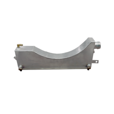 Aluminum Coolant Overflow Fill Tank For 94-95 Ford Mustang V8