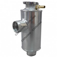 """Aluminum Radiator Coolant Reservior Tank For RX-7 RX7 3"""" x7"""""""