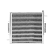 Aluminum Heat Exchanger For Air to Water Intercooler 17x15.5x2 Inch