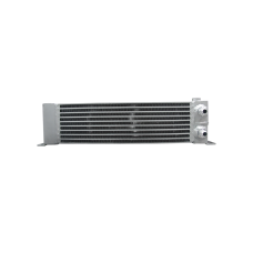 """22""""x5.5""""x2.5"""" Aluminum Universal Oil Cooler AN 10 For MAZDA RX2 RX3 12A 13B"""