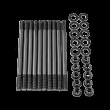 Chromoly Cylinder Head Stud Bolt Kit for Honda B20B Engine