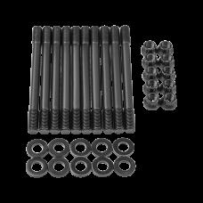 Chromoly Cylinder Head Stud Bolt Kit for Honda D16Y Engine