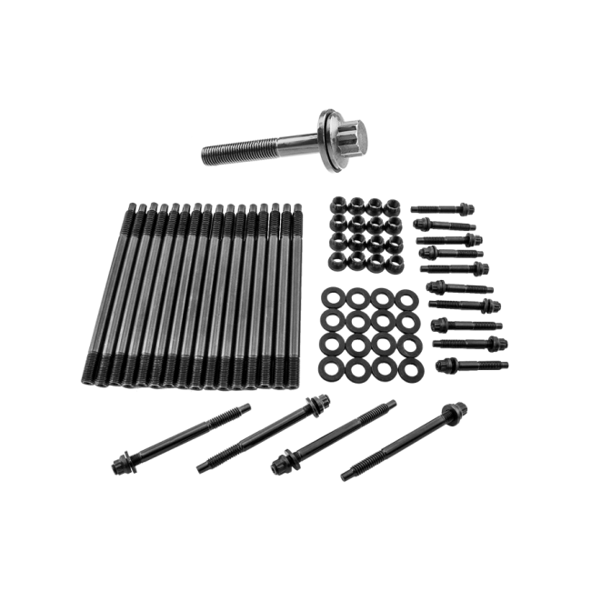head stud kit   crank crankshaft bolt for gm chevy ls  lm engine ls1 ls3 5 3l 5 7l 96