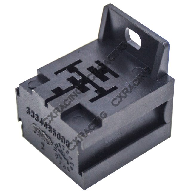 30a 12v Dc Auto Relay Connector Wiring Plug Assembly