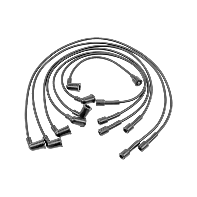 ignition spark plug wire cable set for 78 datsun