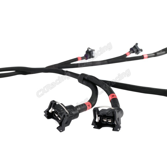Injector Wire Harness For Lsx Lqx Engine Ev1 Connector Female
