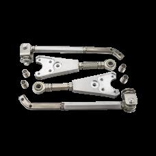 Lower Control Tension Arm Caster Link For Nissan Datsun 240Z 260Z 280Z