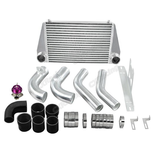 Ford 2 3 Turbo Kit: Intercooler Piping BOV Kit For For 15-17 Ford Mustang
