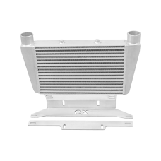 Intercooler + Mounting Brackets For 84-91 BMW 3-Series E30 Turbo
