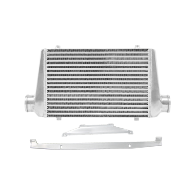Intercooler + Mounting Bracket For 2006-2011 Honda Civic FA FG FK FN FD Turbo
