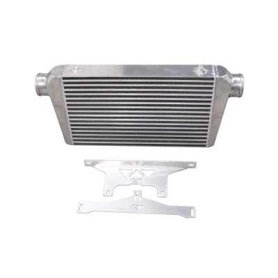 """Intercooler + Mounting Bracket for 75-78 Nissan 280Z Fairlady Z 3"""" Inlet Outlet"""