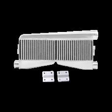 Intercooler + Mounting Brackets For 67-76 Dodge Dart Twin Turbo Setup