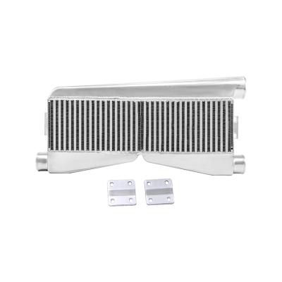 Intercooler + Mounting Brackets For 67-76 Dodge Dart Twin Turbo Setup