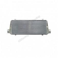28X9.5X2.5 Universal Tube & Fin Intercooler For Jetta Sentra Eclipse