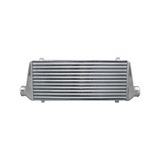 28X9.5X2.5 Universal Tube & Fin Intercooler For Jetta Sentra Eclipse