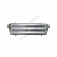 25.5x7x2.25 Universal Tube & Fin Turbo Intercooler For BMW E30 E36