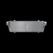 25.5x7x2.25 Universal Tube & Fin Turbo Intercooler For BMW E30 E36