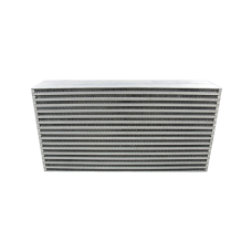 """Universal Bar and Plate Intercooler Core For 22""""x11.5""""x4.5"""" 240SX S13 S14"""