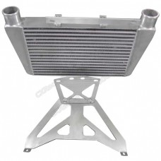 Intercooler + Mounting Bracket For 2003-2012 Mazda RX8 RX-8 Turbo 13B