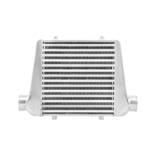Universal Tube & Fin Intercooler For Audi S4 Nissan S13 S14 S15 18x12x3