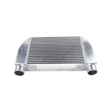 """V-Mount 25""""x12""""x4"""" Turbo One Side Intercooler For Mazda RX7 Ford F150"""