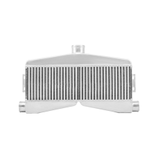 "Universal 2 in 1 out Twin Turbo Intercooler 24""x7""x3.5"" Core Size"