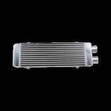 1-SIDE 29x8x3.5 Bar&Plate Intercooler For 99-06 VW Golf MK4