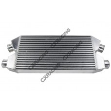 Twin Turbo Intercooler For Nissan 300ZX Audi S4 30x11.25x3 Bar & Plate