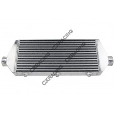 "2.5"" Inlet & Outlet 28x9x3 Intercooler For RX7 ECLIPSE SAAB BMW"