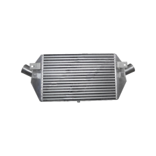 "32""X12.5""X3.5"" Turbo Intercooler For 03-05 Evolution Mitsubishi EVO 8 9"