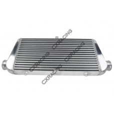 "2.75"" Inlet & Outlet FMIC Intercooler 30x11x3 For Mitsubishi Nissan"