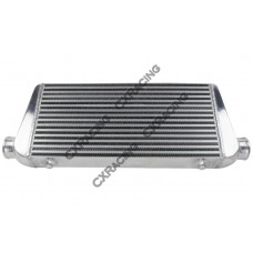 "2.5"" Inlet/Outlet Front Mount Intercooler 27x10x3"