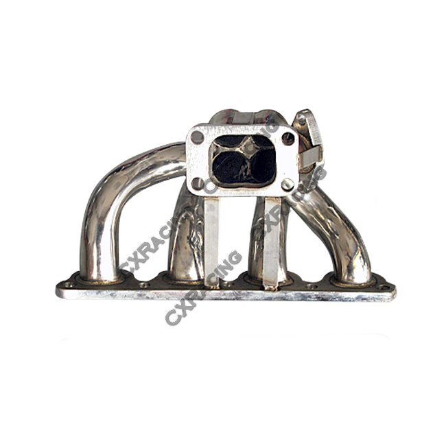 Turbo Manifold For 88-00 Honda Civic With D16 Engine T3