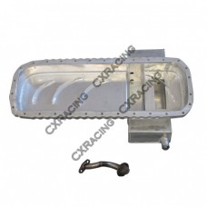 Aluminum Oil Pan for Nissan/Datsun 300ZX Z32 RB25 RB25DET Swap