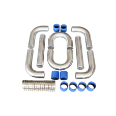 """2.5"""" Aluminum Piping Pipe Kit for MR2 90 91-94"""