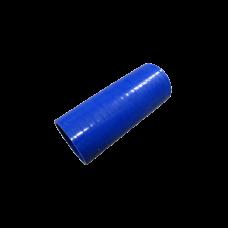 "1.25"" 535mm Enforced Universal Blue Silicon Coupler Hose"