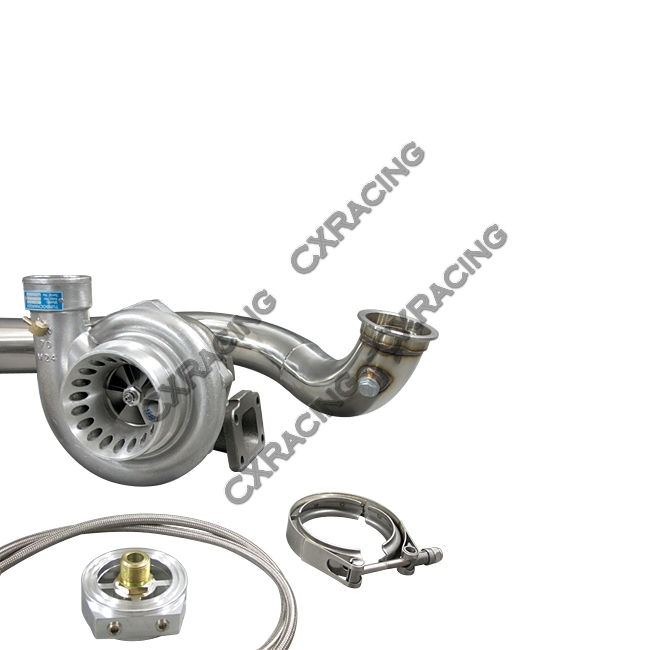gt35 t4 turbo charger kit for civic integra ef eg ek b