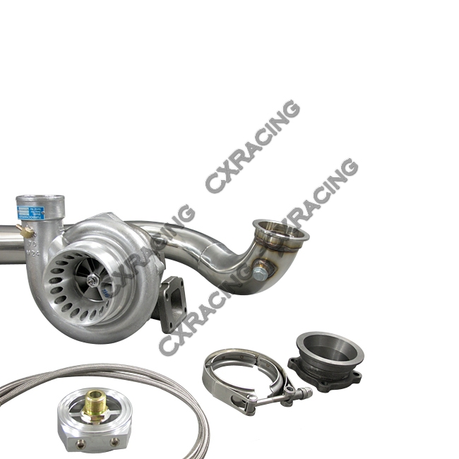 Gt35 Turbo Kit For Civic Integra Ef Eg Ek B Series Top