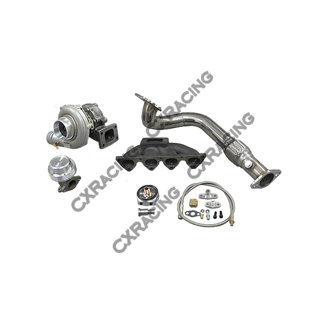 Turbo Kit For 94 01 Integra Dc1 Dc2 Dc4 Type R With B Dohc