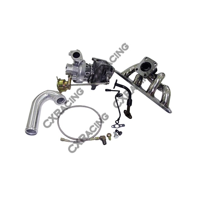 turbo manifold kit for 89