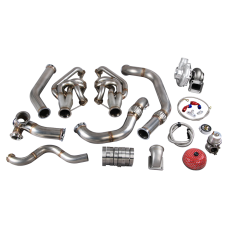 Turbo Kit For 74-81 Chevrolet Camaro Small Block SBC Engine