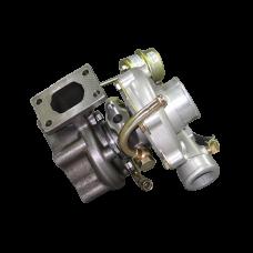 T28 Turbo Turbocharger + Water Banjo 0.42 0.49 A/R For Prelude Integra Civic Miata Audi
