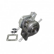 "T4 T70 Turbo Charger 0.70 A/R Compressor, 0.96 A/R Turbine, 3"" V-band Hot Side, 500+ HP"